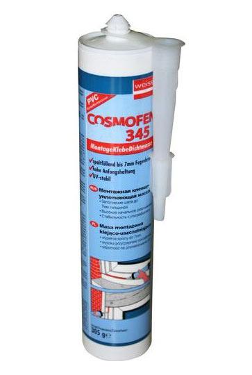 Монтажный клей-герметик Cosmofen 345