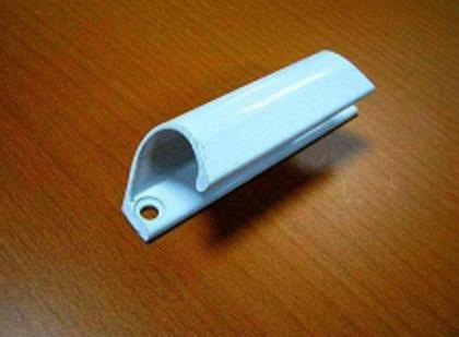 Ручка балконная металлическая