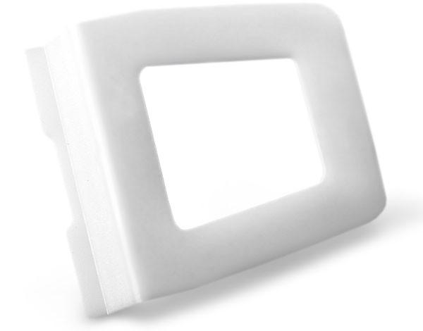 Ручка для москитной сетки (белая)