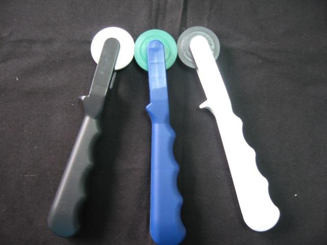 Ролик для закатки шнура москитной сетки 5-6 мм.