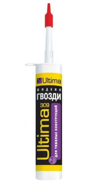 Жидкие гвозди ULTIMA 309